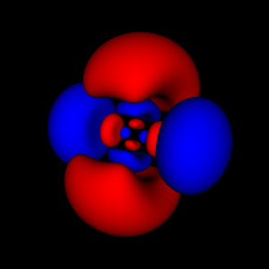 Atomic Orbitals demo image