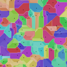 second order voronoi